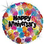 anniversary ballon