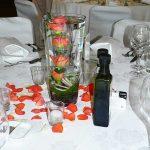 cone-vase-orange-roses