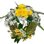 yellow-and-white-wreath